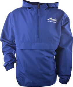 Alaska Airlines Jacket Youth Champion Packable