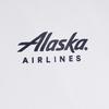 Alaska Airlines Jacket Unisex Champion Lightweight Full Zip image 2
