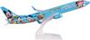 Alaska Airlines Model 1/130 scale Skymarks 737/900 Disney image 3