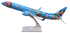 Alaska Airlines Model 1/130 scale Skymarks 737/900 Disney image 1