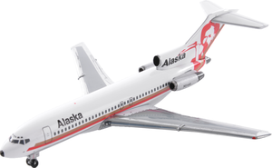Alaska Airlines Model 1/400 scale Gemini 727/100 Prospector