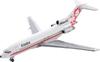 Alaska Airlines Model 1/400 scale Gemini 727/100 Prospector image 2
