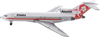 Alaska Airlines Model 1/400 scale Gemini 727/100 Prospector image 1