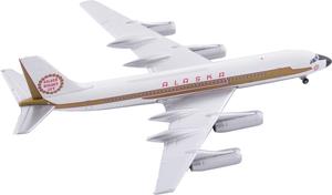Alaska Airlines Model 1/400 scale Gemini Convair 990 Golden Nugget