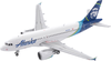 Alaska Airlines Model 1/400 scale Gemini A319 Standard Livery image 2