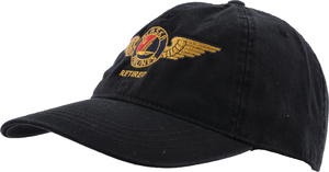 Alaska Airlines Cap Wings Retired