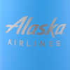 Alaska Airlines Water Bottle MiiR 20oz image 2