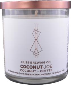 Coconut Joe Candle