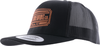 Black and Copper Huss Trucker Hat image 4