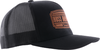 Black and Copper Huss Trucker Hat image 2