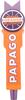 Papago Orange Blossom Tap Handle image 1
