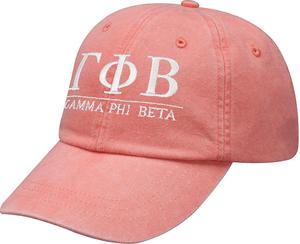 Greek Letters Hat - gamma phi beta