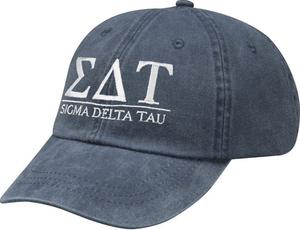 Greek Letters Hat - sigma delta tau