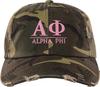Greek Letters Hat - alpha phi image 2