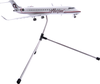 Alaska Airlines Model 1/200 scale Gemini CRJ700 Horizon Air Retro Livery image 1