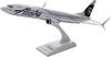 Alaska Airlines Model 1/130 scale Skymarks 737-800 Employee Powered image 4