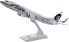 Alaska Airlines Model 1/130 scale Skymarks 737-800 Retro Livery with winglets image 1