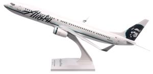 Alaska Airlines Model 1/130 scale Skymarks 737-900ER Classic Livery