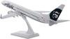 Alaska Airlines Model 1/130 scale Skymarks 737-900ER Classic Livery image 2