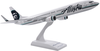 Alaska Airlines Model 1/130 scale Skymarks 737-900ER Classic Livery image 3