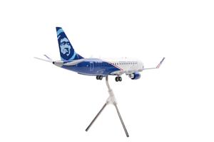 Alaska Airlines Model 1/200 scale Gemini E-175 Honoring Those Who Serve