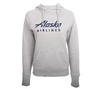 Alaska Airlines Sweatshirt Ladies Champion Hooded image 1
