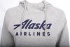 Alaska Airlines Sweatshirt Ladies Champion Hooded image 2