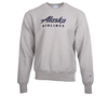 Alaska Airlines Sweathshirt Mens Champion Crew image 1