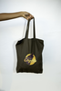 Space Coyote Tote Bag image 2