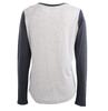 Alaska Airlines T-Shirt Ladies Champion Long Sleeve Colorblock image 2