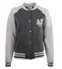 Alaska Airlines Jacket Ladies Champion Fleece Bomber image 1