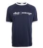 Alaska Airlines/Horizon Air T-shirt Unisex Cutter and Buck Ringer T image 1
