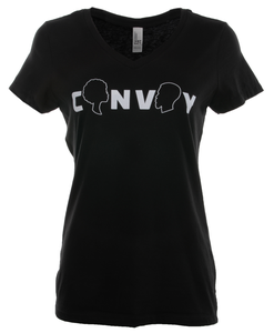 Malik's Design Women's Tee - Black