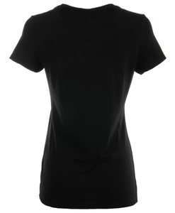 Malik's Design Women's Tee - Black