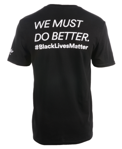 Alaska Airlines T-Shirt Unisex BLM