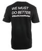 Alaska Airlines T-Shirt Unisex BLM image 3