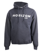 Horizon Air Sweatshirt Unisex Cutter and Buck Hooded Heather Blue image 1