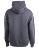 Horizon Air Sweatshirt Unisex Cutter and Buck Hooded Heather Blue image 2