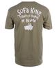 Sofa King at Home Tee image 3