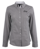 Alaska Airlines Shirt Ladies Cutter and Buck Long Sleeve Gingham image 1
