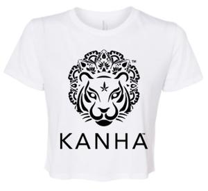 Women's Kanha Flowy Cropped Tee