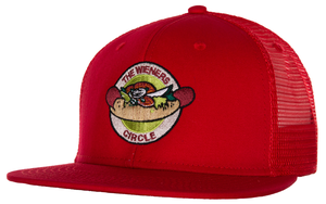 Trucker Hat- Red