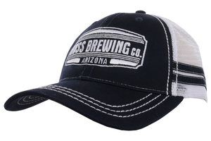 Huss Brewing Embroidered Hat