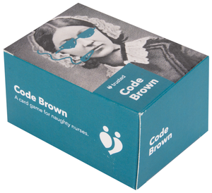 Code Brown Card Game