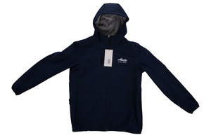 Alaska Airlines Jacket Youth Cutter and Buck Trail Windbreaker