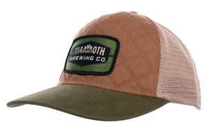 Quilted Cap