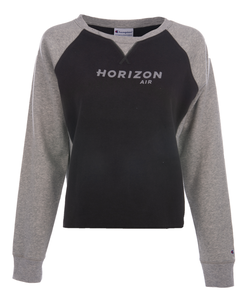 Horizon Airlines Sweatshirt Ladies Champion Rochester