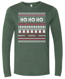 Kanha Holiday Long Sleeve Tee