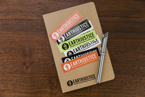 Earthjustice Sticker Pack - (Misc. Pack of 6)