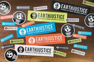 Earthjustice Sticker Pack - Español (Misc. Pack of 6)